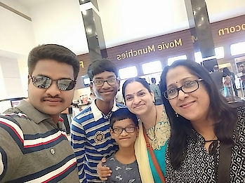 """A beautiful voice for a beautiful song.This is the celebration time with my sister Nandita Jyoti...for her song in """"Ninu veedani needanu nene"""" movie. awesome composition by Thaman Garu and she did best along with Srikrishna Vishnubhotla ... congratulations to both of you ....."""