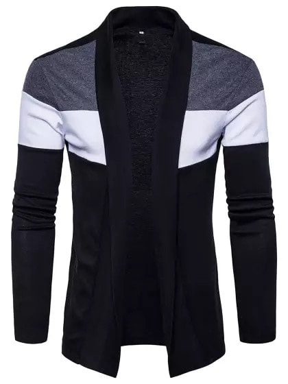 Black Solid Cotton Full Sleeves Cardigan----#men-fashion, #men-branded-shopping, #men-looks, #summer-style, #fashion, #Menclothing, #mens-wear, #mens-ethnic, #mens, #stylishlook, #stylewear, #men's style, #men's shirt , #mens clothing, #mens tshirt, #men#style, #casaul men outfit