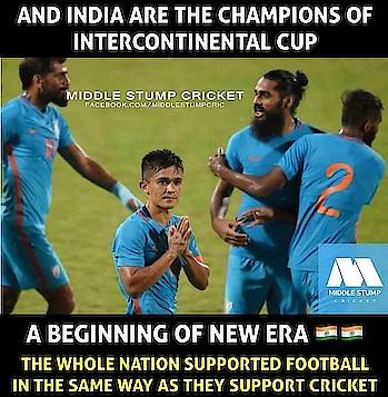 #newera #indianfootballteam