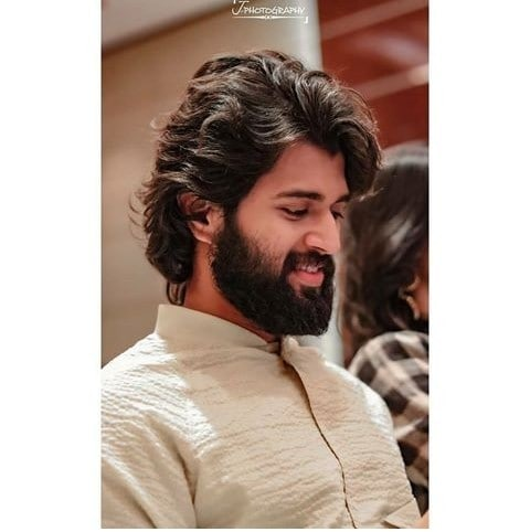 #vijay-devarakonda #beardlife