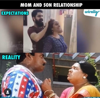 #mom #son #momson #love #expectations #reality #fun #fun-on #roposo-fun #comedy #roposo-comedy #roposo-funny-comedy #roposo-good-comedy