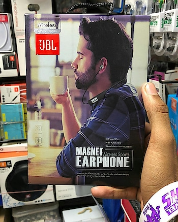 NEW NEW NEW . 🔥🔥JBL WIRELESS🔥🔥 . ➡️ HEAVY ULTRA SOUND😍😍 . ➡️ STRETCHABLE EARPHONE . ➡️ HIGH QUALITY . 🔥 ₹1299/-only 🔥 . ✈ FREE SHIP IN INDIA ️✈️ . ➖➖➖➖➖➖➖➖➖➖➖➖➖➖➖ 🔥CHAT OR WHATSAPP-7021336734🔥 . #jbl  #earphones  #heavyquality  #high  #quality  #best  #vape  #vapers  #vapeporn  #vapetricks  #hot   #vaping  #vinevideos  #vapenation  #awsm  #latest  #limited  #sale  #unique  #trendy  #simple  #sober  #mumbai  #indian  #sneakers  #royal  #complete  #wireless  #magnet