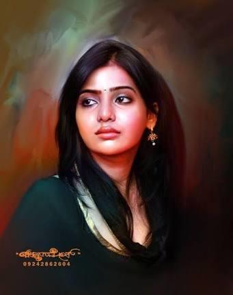 Digital Painting #painting #girl #digitalpainting