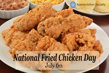 😍😍happyy national fried chickki day#chickenlover #chikenpizza #chickenwings #friedchicken #friedchickenburger 😋😋😘😘😘