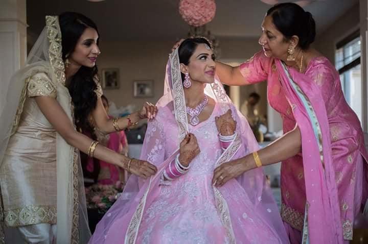 #BridalMoments  Heart-soothing moment captured remarkably by alfaazphotography!  #WedLista #FashionForWeddings #weddingcollection #weddinginspiration #bridalwear #pictureoftheday #loveforroposo