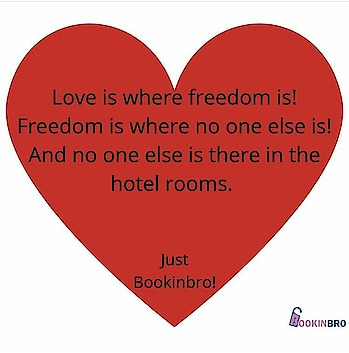 At Bookinbro, we do not discriminate love. We understand love, the needs of love, and the place for love. . . We call all the unmarried couples (married as well) to book safe rooms at the premium hotels we provide through Bookinbro with safe checkins and no questions asked. . . You can also book with the local ids in your local place as well. . . Link in bio to go to our website. Or you can also DM us for any help and details. . . . . . . . . . . . . . . . . . . . . . . . . . . . . . #couplefriendly #couplefriendlyhotelsindelhi #unmarriedcouples #bookinbro #onlinehotels #onlinehotelbooking #hotelbooking #hotelsonline #premiumhotels #budgetedhotels #onlinedeals #onlinehoteldeals #onlinepackage #bookhotels #bookonlinehotels