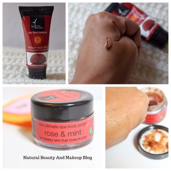 "New post ✍ Review of Natural Bath & Body ""French Red Clay Face Masque"" AND ""Rose &Mint Body Polish"" is up on #naturalbeautyandmakeupblog ☺☺ Do check this out lovelies,   Click http://goo.gl/5cYP4f . . . #review  #naturalbathandbody  #frenchredclay #facemask  #facepack  #roseandmint #bodypolish  ##bodyscrub  #scrubs  #skincare  #skincareph #indianblogger  #skincareblogger  #hongkong  #clayfacemask #skincareobsession #skincarecommunity #skincarelover #productreviewer  #reviewer  #skincareproduct  #skincarereview #facial  #skincarediaries  #skinstagrammer #facetime   #reviewskincare"