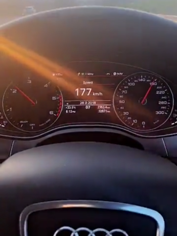 Audi a4 top speed love  #indian  #world #top #speed #audi #racing #vine #vines