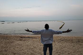 #nature_lovers #nature #sea #seashore #thailanddiaries #thailand diaries#fun