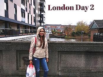 London Day 2 !!! Day well spent shopping and enjoying Reading Streets !!  #london #uk #londondiaries #travel #traveldiaries #businesstrip #sunday