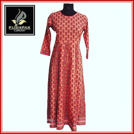 Designer Cotton A Line Kurti Collection.... Beautiful Look . . Any Inquiries Please Whatsapp Me By This Link 👇👇 https://goo.gl/vF9xF5 . . www.pushpakcollection.com . . Shop Our New Arrivals.  50, Janki Nagar Main,  Near Jain Sthanak, Navlakha,  Indore (452001) . . +919425052565  #ChoiceOfTheDay #LookOfTheDay #OfferOfTheDay #EthnicLook #Fashion #ElegantKurtis #EthnicWear #NewCollection #Attire #TraditionalWear #CasualWear #NewArrival #LatestCollection #CottonKurti #ALineKurti #WomensClothingStore #ladiesKurti #Kurti #Kurta #DesignerKurti #Kurtishopping #Indore #BlueKurti #Kurtis #DesignerKurti #RoyalCollection #PushpakCollection #PeachColorKurti #FloralKurti