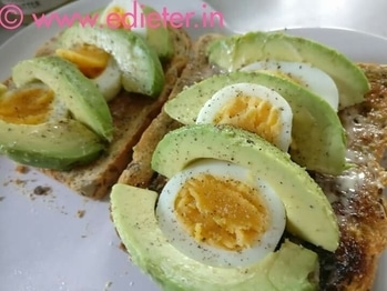 avocados I love them (made by me) #sandwiches #avacados#eggs#boiled#wheatbread   please follow  us #recipes   fitness expert & Dietician