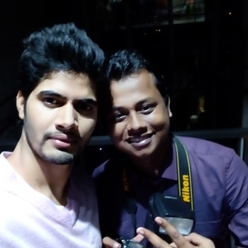 me with my male model #models