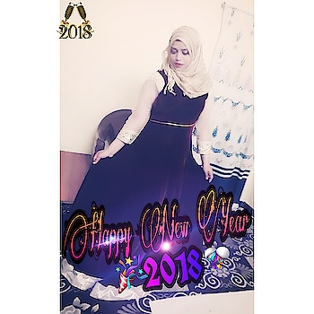 WISHING YOU ALL A HAPPY NEW YEAR 😍🎉🎊❤ HOPE YOU ALL HAVE A GREAT YEARS AHEAD AMEEN 😘 love you fam ❣ #happynewyear2018 #rops-style #happynewyearroposo