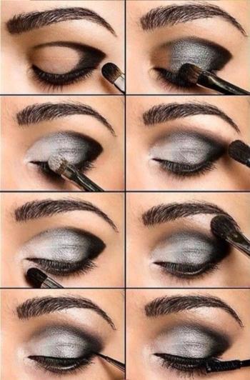 Eye makeup 👀👀
