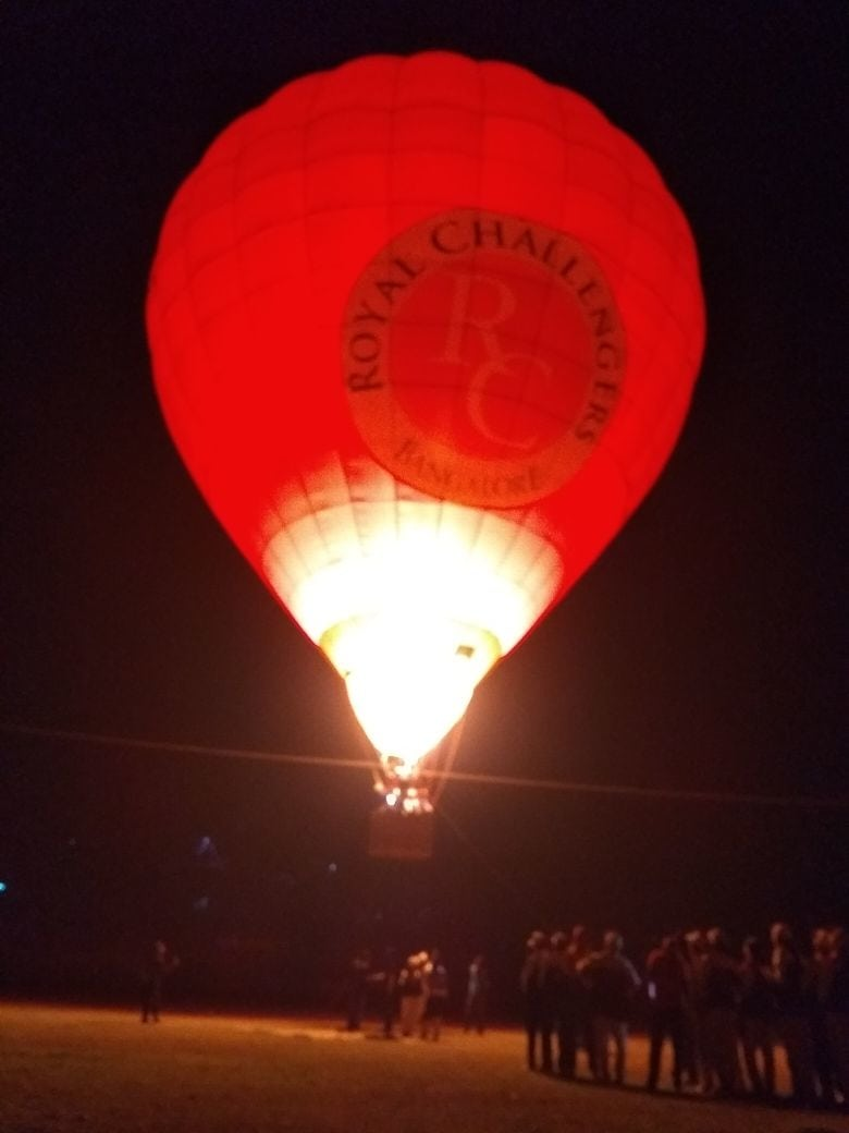 #hotairballoon #bhoj #adventure