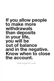 #allow #people #withdrawals #deposits #balance #account #lifequotes #lifegoals