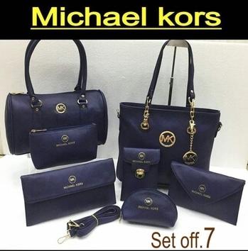 ₹1800 with shipping.. Limited stock.. #Handbag#michaelkorsbag #Combo#Grab it#☺️