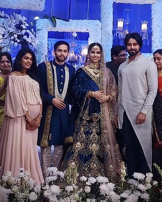 A very happy married life Saina Nehwal Parupalli Kashyap . #congratulations #newlywed #bestmatchoftheyear