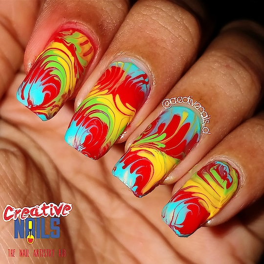 Drag Marble Craze! #creativenails #creativenails_beautyprooducts #nailart #roposo #roposofashionista #roposo-makeupandfashiondiaries #roposo-fashiondiaries #dragmarblenailart #dragmarble #dragmarblenails