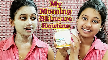 Hey everyone! In today's video I am going to be sharing my morning skincare routine. It is a simple & easy skincare routine. I hope u guys will find this video helpful. Link is below here ⬇️ https://youtu.be/B5MiS-O6qNA . . . #skin #care #skincare #skincareroutine #skincaretips #mamaearthskincare #mamaearth #lotus #lotusherbals #lotus_herbals #teatree #facewash #oilyskincare #sensitiveskincareroutine #oilyskin #sensitiveskin #acneskincare #acneskin #skincareblogger #skincareproducts #skincareaddict
