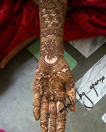 #mehendi #indian-mehndi #henna #hennadesign #hennatattoo #designer-of-mehndi #latest-mehndi #2018trending