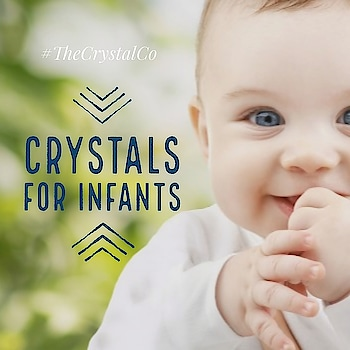 Did you know you can get crystals for your infants as well? We have chosen several crystals that are ideal for placing in a child's room. These are amazing crystals that can nurture babies, help them grow, and keep them safe and protected.  Order one of you own: @tanveey  Crystals for Infant:👇 ROSE QUARTZ: The gentle, soothing action of many crystals makes them excellent choices for babies.This pretty pink stone gives out warm energy almost like a loving cuddle to help young babies feel settled while separated from mum.  AMETHYST: Amethyst soothes, calms and protects babies from all the new energies they are adjusting to and as they slumber between worlds.  BLUE LACE AGATE: Blue lace agate is a soothing blue stone that gives off calming gentle energy, making it ideal for children and babies. It is a good choice for imaginative children and for those who can struggle to remember what was real and what they have imagined up as part of their play or story writing.  PYRITE: Pyrite is a good stone to choose to help a child feel protected even when they are not with their caregivers.  GREEN APATITE:This crystal is regarded by many as a symbol of new life, and it is considered to be an ideal stone for encouraging growth and development.  AMBER: Amber is also believed to be of great benefit to babies during teething due to the fact that it is a natural analgesic (painkiller) and has anti-inflammatory properties.  MOONSTONE: It is said to help prevent nightmares and aid restful sleep. Moonstone is a beneficial stone to use with a child who has difficulty sleep or in keeping to a regular sleep pattern.  BLACK TOURMALINE: This stone can be placed in the corner of the room where a baby sleeps and/or spends most of their time in order to create a grounding and protective energy in the room. #crystal   #crystalhealing #infant  #kids  #mothers  #rosequartz  #healing  #healthy  #baby  #growth  #nourishment  #development  #bagsgram  #instababy  #instagram #tanveeykapur