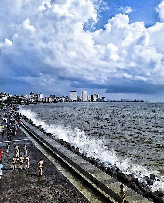 #mumbai#marindrave#mumbaisee