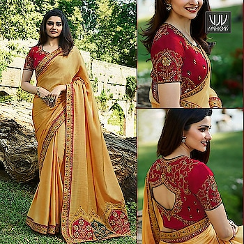 Buy Now @http://bit.ly/VJV-SHEE19591  Prachi Desai Orange Color Silk Classic Designer Saree  Fabric- Fancy Fabric  Product No 👉 VJV-SHEE19591  @ www.vjvfashions.com  #saree #sarees #indianwear #indianwedding #fashion #fashions #trends #cultures #india #instagood #weddingwear #designer #ethnics #clothes #glamorous #indian #beautifulsaree #beautiful #lehengasaree #lehenga #indiansaree #vjvfashions #pretty #celebrity #bridal #sari #style #stylish #bollywood #sari