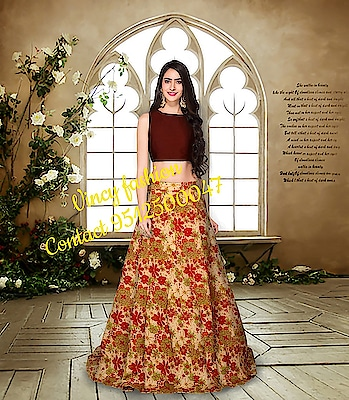 #Exclusive #Designer #Dresss  Rs. 1 👗We are Manufacturer of Lehenga, Gown and Western Dress, t-shirt 👚👕 🏭*Vincy fashion*🏙️ 📲Mo. 9512500047 📞 🤳For More updates click - goo.gl/AEgZci  #Western #brand #outfit #Manufacturer #letest #for #order #whatsappme #Lehenga #Gown #TrendyT-shirts #vincy #fashion