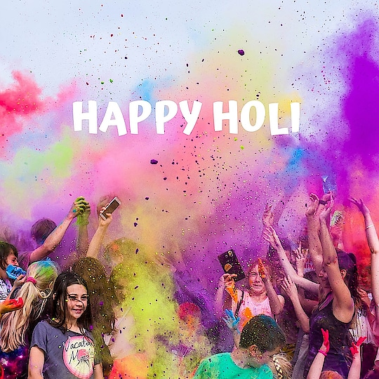 A very Happy Holi to y'all 💦😍 . . . . . #theredbox #crazysexycool #spiceitup #holi #happyholi #colourful #colors #bright #colorful #holi2k19 #rangbarse #festivity #celebration #trending #trendalert #indianfestival #festivalofcolors #festival #celebratelife #celebrate #thursday #lifegoals #life #india #festivallove #waterballoons #waterpool #indiandiversity #culture #spreadlove
