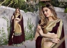 @1899₹ Free Ship Code S Fabric Georgette +fancy  Embordary Work fancy style balous