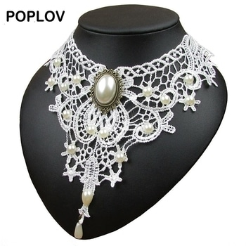 Partywear Chokers available colors = Black & White @Rs450 + $
