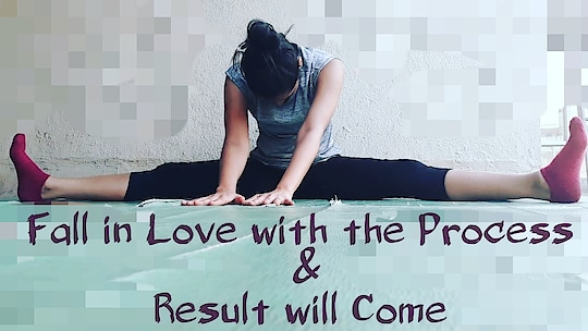 Be flexible with your Body and YOUR life .. !!🌼🌼🌼🌼 PHASE 1 #fitnessmotivation #calisthenicsworkout #yoga #motivated #fitnesslife #practice #calm #patience #pain #nopainnogain #sugarzzz #artist #roposofit #roposoness #roposofitness #yogalove
