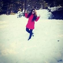 Snow#redcoat#winters 😙😙