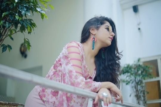 my new post up its all about pink and florals  💓😍 #floral #pink #summer  #fashionbloggerindia  #styleblogger #bloggersworldwide