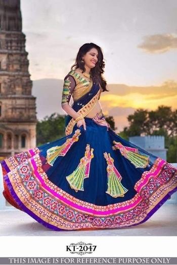 KT-2047  RATE  :2850  DUPATTA:NYLONE NET  LEHENGA:60GM GEORGET  BLOUSE : BANARASI SILK & NET  INNER : SATIN  WORK  : THREAD WORK  TYPE  : LEHNGA Whatsapp me at +91 7830378415  #lehenga#lehengacholi#indianfashion#indianweddings#sagan#mehndi#designerdress#delhi#mumbai#fashion#dallas#dallasindia#wedding#indianwedding#london#londonfashionweek#canada#australia#dubaifashion#dubaiethnic#womenfashion#trendy#latest#sareehyderabad#delhi#delhistreet#pune#bangalore#delhiwedding#floral