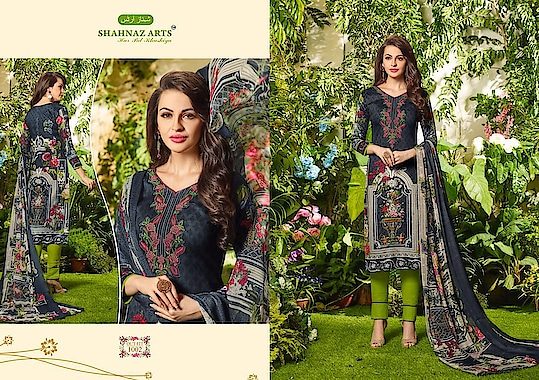 www.uniqkart.com present multicolored designer Kurtis.  Product details :-   Top: Glace cotton print & Embroidery, Bottom: Semi Lawn, Dupatta: Silver Chiffon Printed with two side Interlock  for order inquiry contact in WhatsApp no :- +91 9737250781 and +91 7201900174