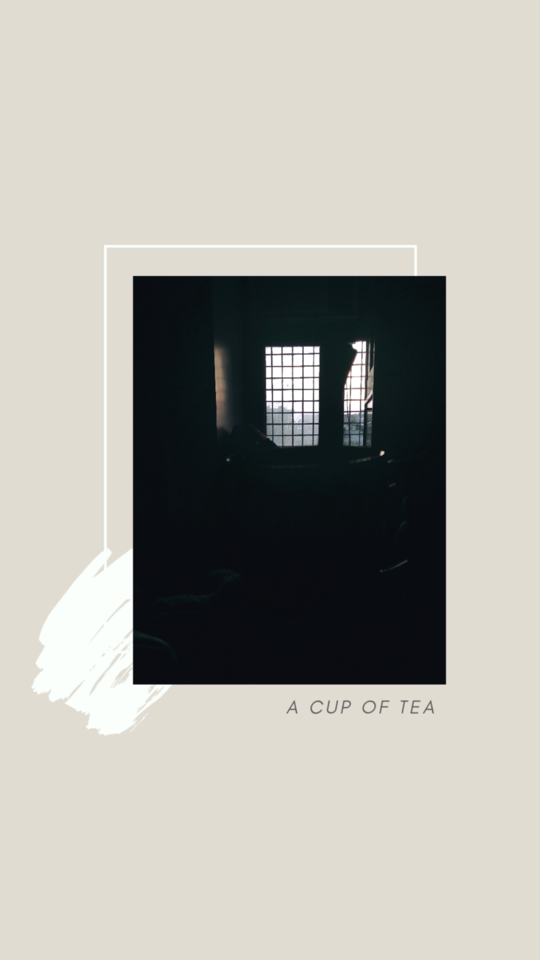 a Cup of tea  #silhouette #silhouttestudios #cup #tea #photography