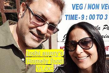 Joshi aunty's homely food vlog #lifeinfluence click on link #watchnow https://youtu.be/1rVyoiyn81o