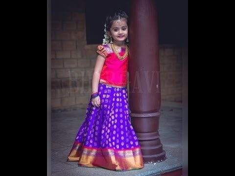 ##kidsclothing ##southindian##traditional wear