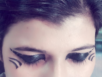 #graphicliner #roposomakeup #roposomakeupartist #roposofashiondairies #roposo-makeupandfashiondiaries #mua #muadelhi #muaindia #muadelhincr #makeupartist #makeupartistindia #makeupartistsworldwide #weddding #weddingdairies