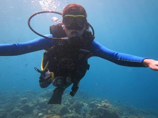 #fortheloveofsea #scuba #dive #adventure #fun #love  I found #nemo @ USAT shipwreck!!! #tulamben #bali #birthday