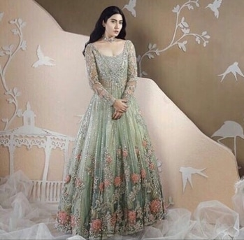 #roposotalenthunt  #bridal #bridal-wear #bridallook #bridalfashion #suits-for-bridal #bridaldress #handwork-embroidered-bridal-anarkali #bridal-outfit #beutiful #weddinggoal