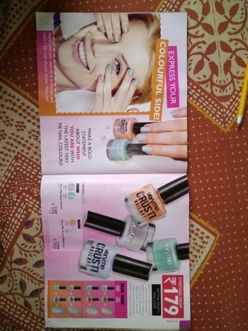 Nailpolish in offer #nailpolish #offer #oriflameproducts #makeup