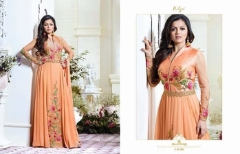 """Single/Bulk Order Available  ORDER/PRICE ENQUIRY  #WATSAP ON-7045582279 ▪Email us at: Sheebacollection@gmail.com ▪Visit us at: https://m.facebook.com/Sheeba- dress-collection-480039595456283/ or R site at http://www.sheebadresscollection.com ▪Follow us on twitter at Sheeba Designer C. •STITCHING FACILITY ALSO AVAILABLE WITH US. •☆STAY CONNECTED FOR MORE ETHNIC UPDATES ▪☆ #SHIPPING #AVAILABLE ##NO #COD #ONLY #BANK #ONLINE ##Transfer and #Deposit #PAYTM#INDIANWEAR#WOMENSWEAR ▪TO REGISTER IN WATS AP BROADCAST Send ur """"NAME N LOCATION BY DROPING AN TEXT- """"ADD ME"""" Single/Bulk Order Available  ORDER/PRICE ENQUIRY  #WATSAP ON-7045582279 ▪Email us at: Sheebacollection@gmail.com ▪Visit us at: https://m.facebook.com/Sheeba- dress-collection-480039595456283/ or R site at http://www.sheebadresscollection.com ▪Follow us on twitter at Sheeba Designer C. •STITCHING FACILITY ALSO AVAILABLE WITH US. •☆STAY CONNECTED FOR MORE ETHNIC UPDATES ▪☆ #SHIPPING #AVAILABLE ##NO #COD #ONLY #BANK #ONLINE ##Transfer and #Deposit #PAYTM#INDIANWEAR#WOMENSWEAR ▪TO REGISTER IN WATS AP BROADCAST Send ur """"NAME N LOCATION BY DROPING AN TEXT- """"ADD ME"""" #follow4follow #followme #follow #follow4like #like4like #like4followers #likeforlike #shoutouts #swag #women-branded-shopping #designerwearindia #designerweddingdresses  #dresstoimpress #designerwearindia #dressdramma #desiswag  #designerwear"""
