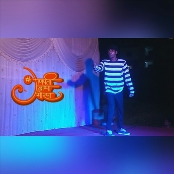 BHAKTI GANESH MANDAL SHOWCASE PERFORMANCE💃 VIDEO WILL BE COMING OUT SOON STAY TUNED.!😊✌ #Blurypicture #Performoftheday #BhaktiGaneshMandal #Showcase #Performer #Learner #Dancer #Beliver #Inspiration #Motivation #Experience #Peace #Happiness #GodIzGreat #keepDancing #KeepBlessings #KeepLuvingus #KeepWinningHearts #BappaMorya And Such A Big Thank You For All Bhakti Ganesh Mandal Members For Calling Me For Showcase Performance It's Means Alot For Me.!😊🙏 #ganpatibappamorya