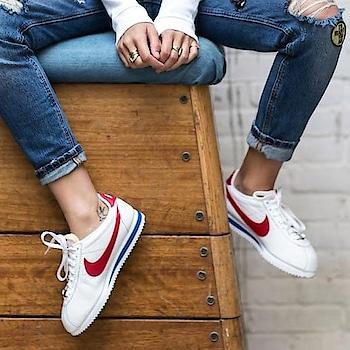 NIKE CORTEZ*  For ladies ❤  Size: 3 to 7 (36 to 41)  Dm or whtspp to place order  #Nike #nikes #nikecortez #forwomen #shoes👠 #nike✔️ #nikeshoes #nikeshoe #instanike #instashoes #insta #Shoes #shoesforsale #shoesformen #nikerunner #nikesnakers #nikesportswear #Ahmedabad #surat #rajkot #Gujarat #india #like #follow
