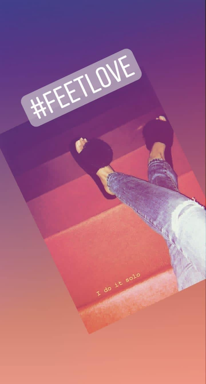#flat-slipper #loveness #feetlove #punjabi #ropogirl #punjabi-gabru #patiyala-suit #himachaliblogger #be-fashionable #pakistanistyle 💕💕