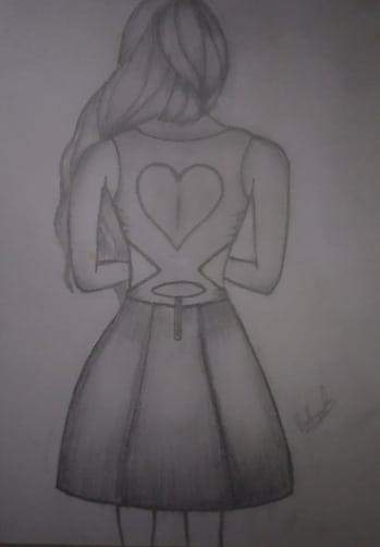 #drawingsketch  #girlphotoshoot